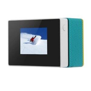 Image 4 - עבור מסך LCD Xiaoyi צג LCD לתצוגה + חיצוני תיק שיכון עמיד למים עבור מצלמה ספורט מקורי Xiaomi yi