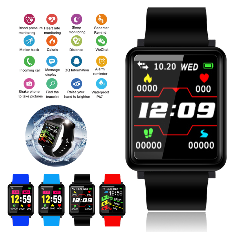 font-b-f1-b-font-smart-bracelet-fitness-tracker-men-ladies-sport-smartwatch-smart-band-blood-oxygen-blood-pressure-watches-for-android-ios