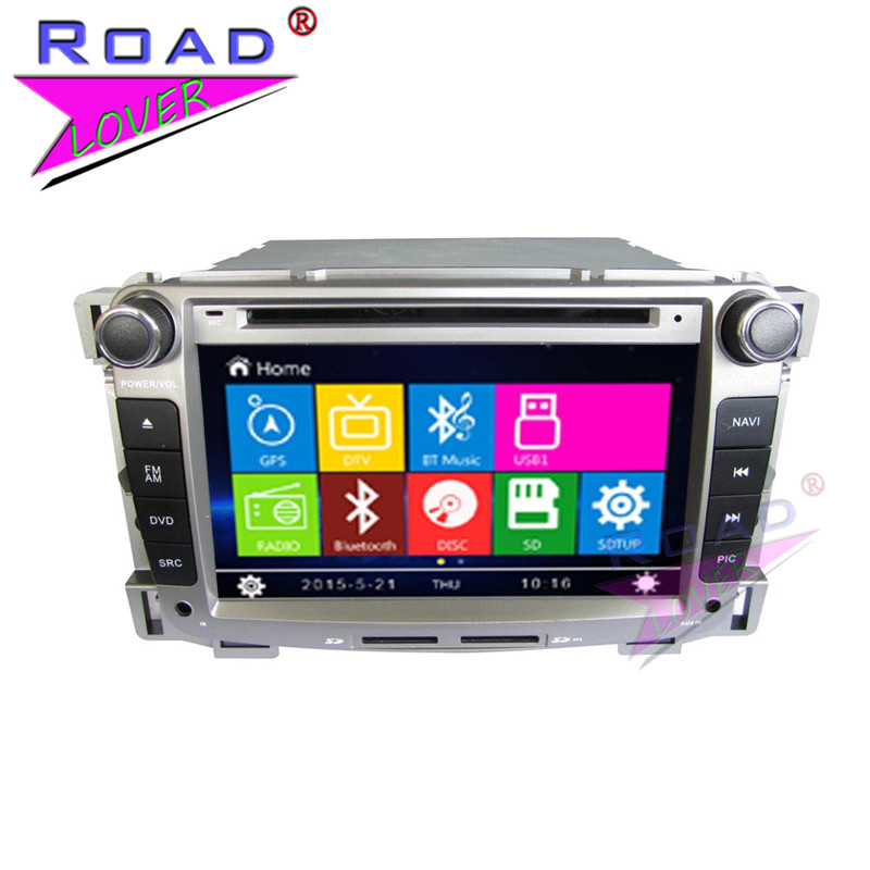 TOPNAVI Wince 6.0 Two Din 7Inch Car Media Center DVD Player Auto Audio For Chevrolet Sail 2009 Stereo GPS Navigation Bluetooth
