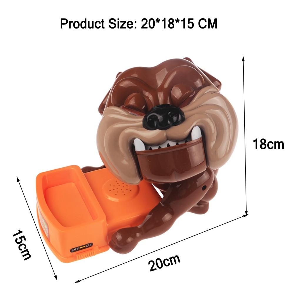 Dont Take Bad Dog Bones Scary Stealing Shocker Joke Fun Gift Learning Colors Counting Matching Kids Game Family Fun Night Toy