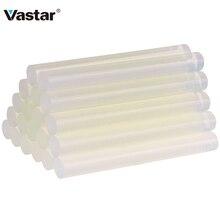 Vastar 10 шт. 20 шт. термоклеевые палочки 11 мм* 100 мм нетоксичные DIY клей-карандаш для клеевого пистолета ремесло
