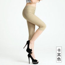 2019 Fashion Women Pencil Pants Paige High elasticity Style Leisure High quality