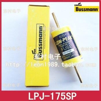 US Fuse BUSSMANN LOW-PEAK fuse LPJ-175SP 175A 600V