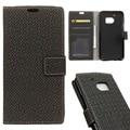 Original novo phone case para htc m10 tampa flip carteira de couro capa para htc 10 2016 case titular do cartão de couro um m10 5.2''