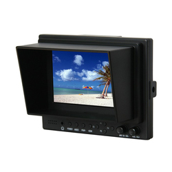 LILLIPUT 569/O/P 5 TFT LED Camera-top HDMI Monitor with HDMI YPbPr AV IN OUT Advanced Functions for Digital Camera Recorder