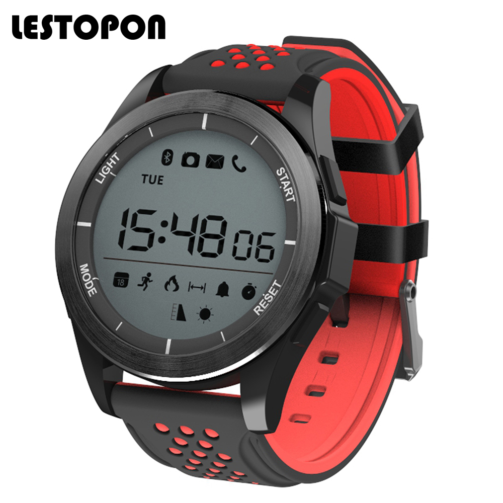 LESTOPON Hot Sale Waterproof Smart Watch Smartwatch With Pedometer Sleep Monitor Alarm