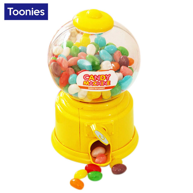 Candy boxes Twisted  Piggy Bank Home Decoration Accessories Money Box Money Jar Goods for Kids Cute Gifts Mini Candy Machine