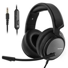 NUBWO N12 Gaming Headset Casque Surround Stereo Game Headphone with Noise Cancelling Mic For PC,Laptop,Xbox One,Nintendo Switch недорого