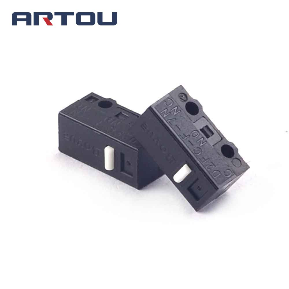 5PCS Micro Switch Microswitch D2FC-F-7N For Mouse D2F-J Microswitch Next Generation Of D2FC-F-7N