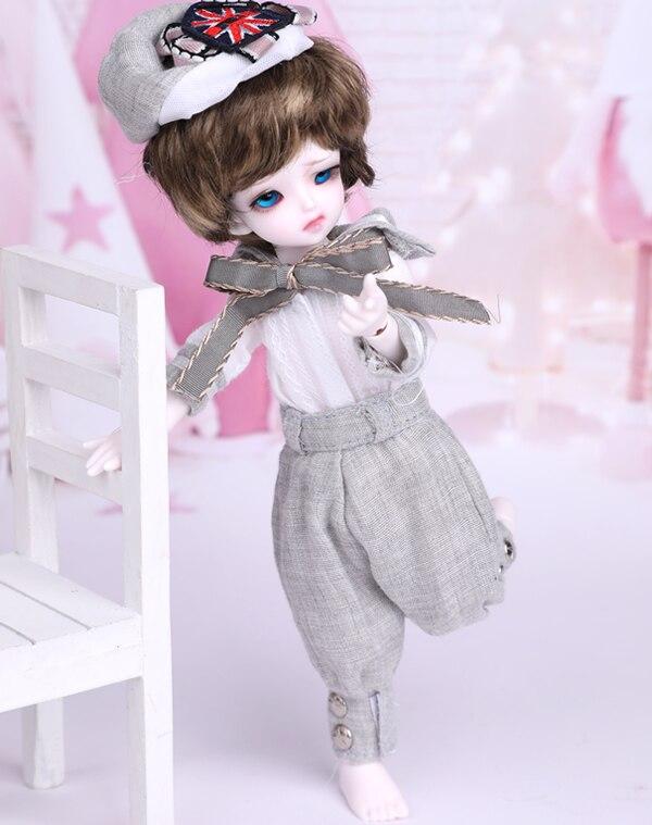 Lali 1/6 bjd 인형 bjd/sd 패션 사랑스러운 모델 수지 공동 인형 아기 소녀 생일 선물 임의의 눈-에서인형부터 완구 & 취미 의  그룹 2