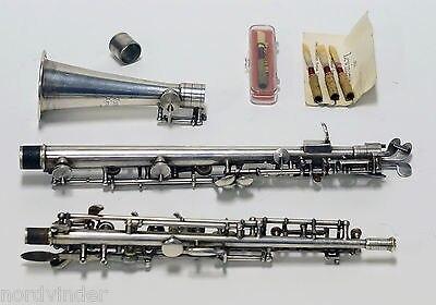 Artist model by Moennig Bros | vintage metal oboe | good