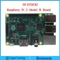 Element 14 Raspberry Pi 2 Model B Board 1GB RAM,Broadcom BCM2836 32Bit Quad Core
