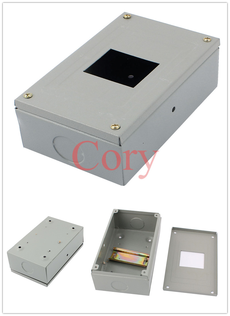 White Plastic Cuboid 2-4 Way Power Distribution Box Guard Cover white plastic cuboid 2 4 way power distribution box guard cover