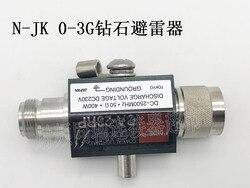 Złącze RF feedforward ogranicznik N-JK w wieku 0-3g diamentowy ogranicznik