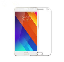 zero.3mm 9H tempered glass For Meizu MX5 display protector protecting guard movie entrance case cowl +clear kits