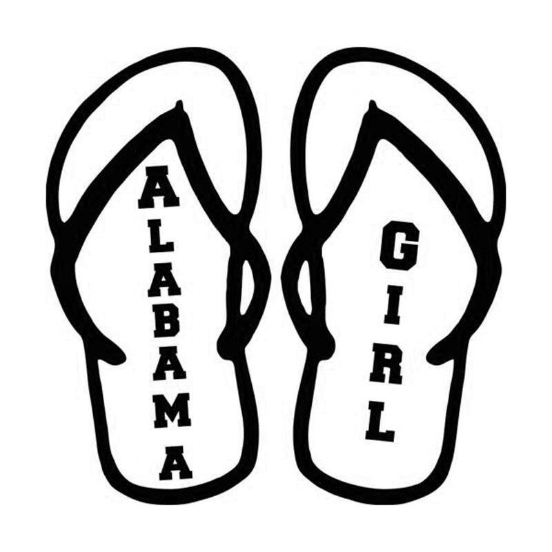13 3cm 13 2cm creative car styling alabama girl slippers funny car C5 Car Sinclair C5 13 3cm 13 2cm creative car styling alabama girl slippers funny car stickers c5 1839