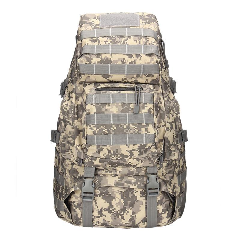 Sac à dos militaire Homme Tactique Sac À Dos En Plein Air sac de sport Portable Camping Sac À Dos Étanche Camouflage sac à dos de randonnée