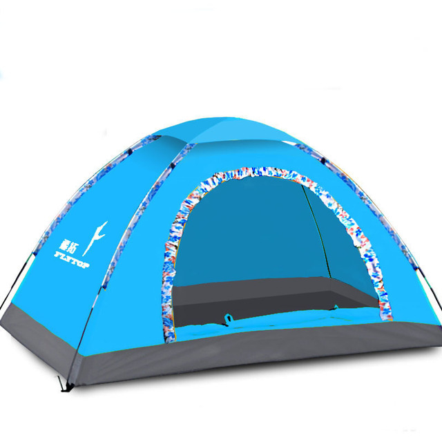 FLYTOP Waterproof Anti-UV Beach Tent Pop Up Open 1-2 person Quick Automatic  sc 1 st  AliExpress.com : beach tents pop up - memphite.com