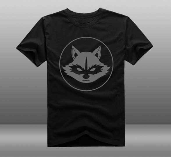 New Movie Guardians of the Galaxy 2 T-shirt Fashion Rocket Racoon men T Shirt cotton Short Sleeve Tops Tee