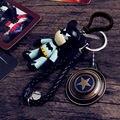 Moda Jovem popular da Coreia Do Sul violência urso anel chave do carro, corrente chave do carro, meninas e mulheres como acessórios da chave fob