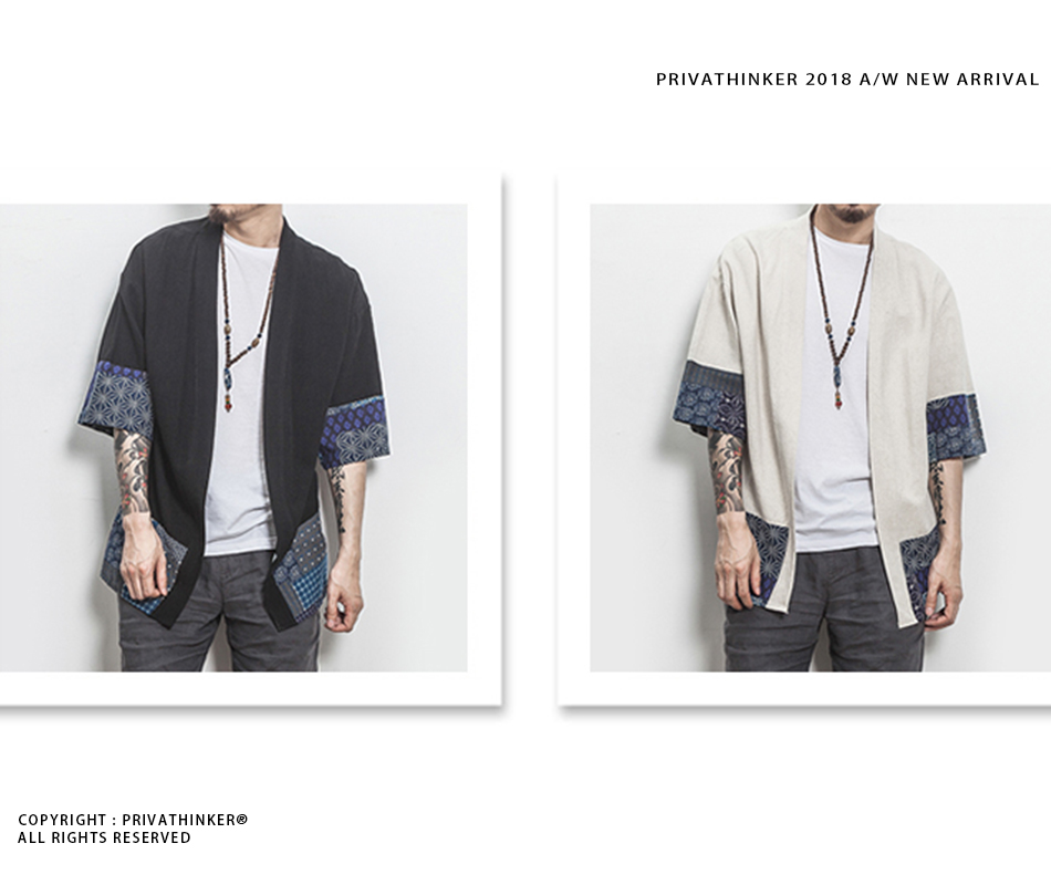 HTB1cznZHeGSBuNjSspbq6AiipXat Drop Shipping Cotton Linen Shirt Jackets Men Chinese Streetwear Kimono Shirt Coat Men Linen Cardigan Jackets Coat Plus Size 5XL
