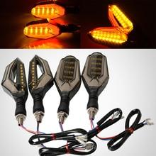 For Honda NC750 S/X 2014-2015 NC700 2012-2013 Hornet 250 2001 Universal Blinker Turn Signal Light Led