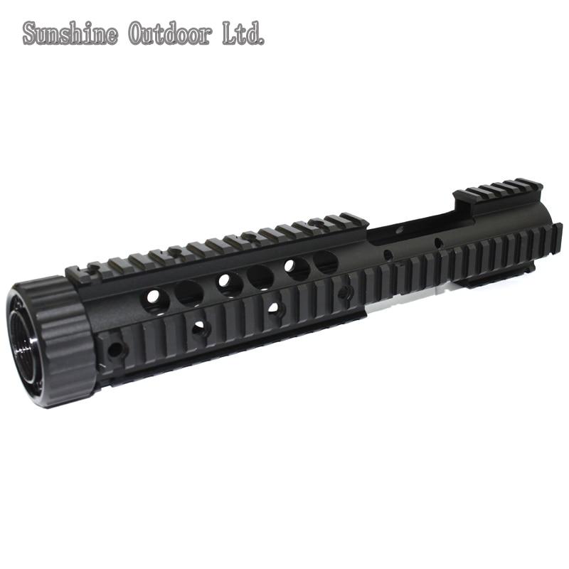 Picatinny rail RAS-MRE 12 pouce garde Rail pour M4 M16 AR15 AEG Chasse