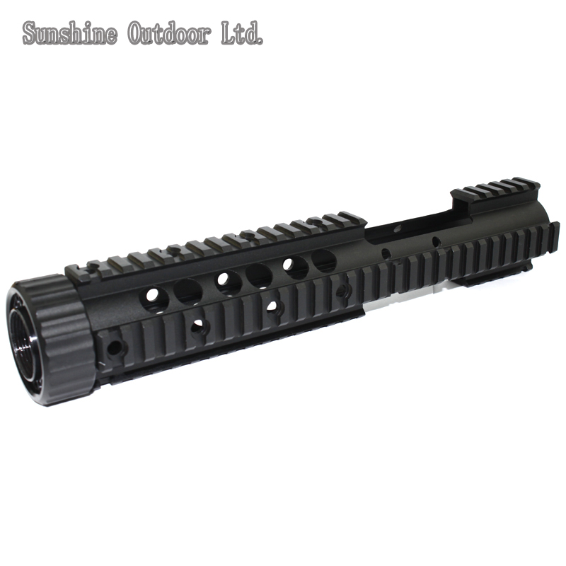 Picatinny rail RAS-MRE 12 inch handguard Rail for M4 M16 AR15 AEG Hunting hunting picatinny rail 4 25 inch handguard rail cqb tactical rail systems for aeg m4 m16