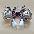 1.8inch ''Bifocal Faros H1 HID Bixenon Lente Del Proyector con la habilidad de velo y la bombilla para H4 H7 Socket 2016 New Car Styling Retrofit