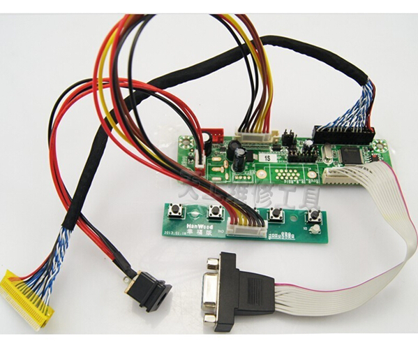 universal Programmer lcd driver board for 12-42 LCD TV and Laptop screen general kit