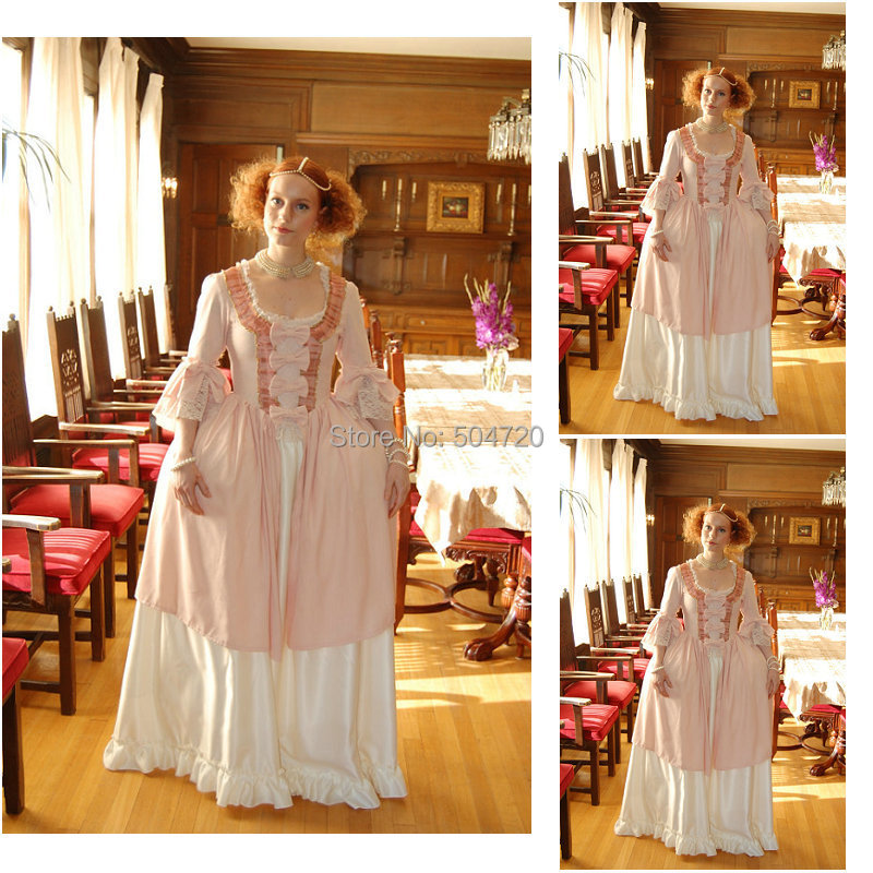 R 836 Vintage Costumes 1860s Civil War Southern Belle Ball