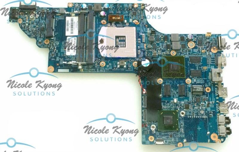 682037-501 682037-001 non-intergrated MotherBoard SYSTEM BOARD for HP ENVY PAVILION DV7 DV7T-7000