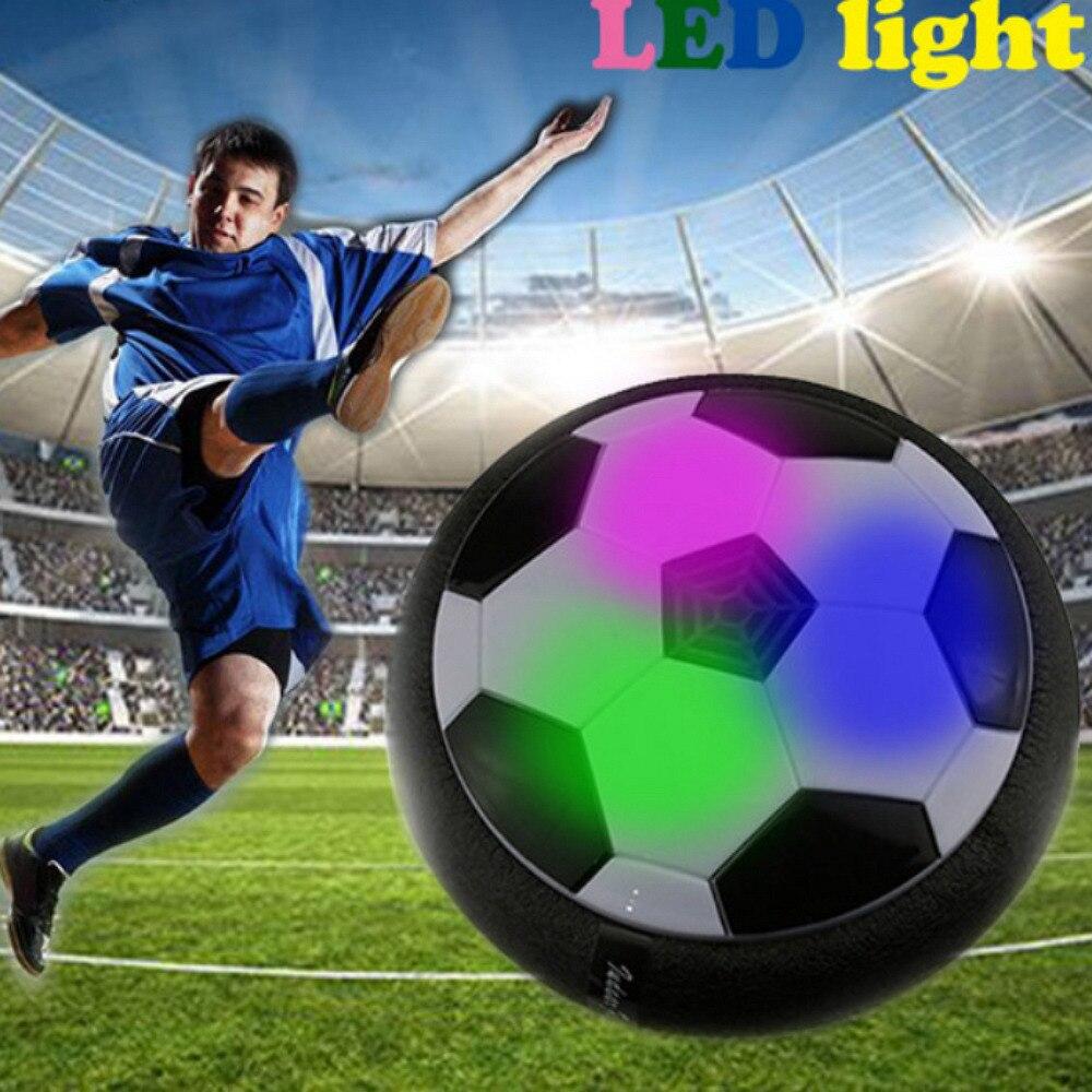 Aerodynamic Suspension Soccer Football Sports Toys Training Soccer Indoor Outdoor Floating Ball Foam W0150