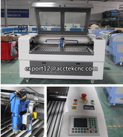 Co2 cutter 1390 laser metal cutting machine 180w laser metal sheet cutting machine for sale