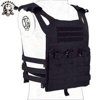 Tactical JPC Vest Quick Reaction Ontological Vest 1000D Molle Chest Rig Protective Plate Carrier JPC Military Combat Gear Vests