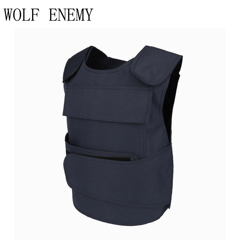 Security Guard Vest Stab-resistant Vest Cs Field Genuine Tactical Vest Clothing Cut Proof Protecting Hunting Military Vest