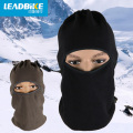 Leadbike Hot Sales Bike Cycling Bicycle Outdoor Ski Warm Face Mask CS Thermal Fleece Cap Scarf Free Shipping