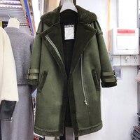 Европейский Стиль толстый бархат Для женщин шубы длинные реальное изображение дизайнерский бренд Для женщин меха Тренч пальто ветровка A132