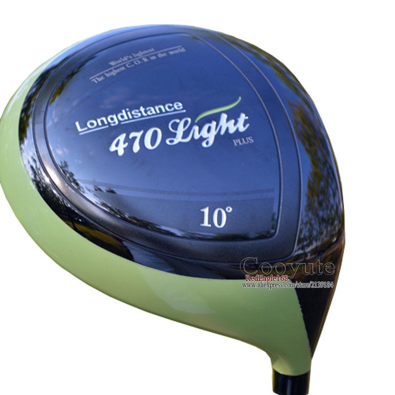 New Cooyute Golf heads Big Bang Highest COR 470 Golf Drivers heads10.loft Golf Clubs heads No Drivers shaft Free shipping цены