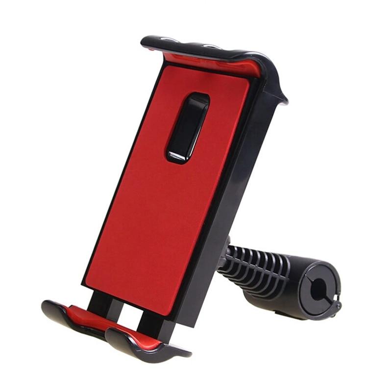 Premium Car Back Seat Bracket Headrest 7-11 Inch Tablet/GPS Mount Stand Holder For IPad Pro Air Mini IPhone 8 X Samsung Tab