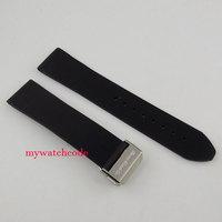 22mm bracelete preta