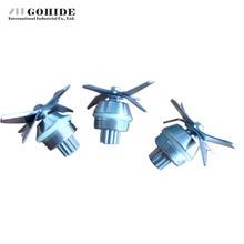 Gohide In 3 teile/lose Eismaschine Teile nr. SW-767 Mixer Klinge Teile Hohe Leistung Mixer Schneidwerk Mixer Zubehör