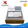 SM-PC400 Caja Registradora Electrónica Cajero Registro/ECR POS Máquina con Software para la tienda/Restaurante/Cafetería