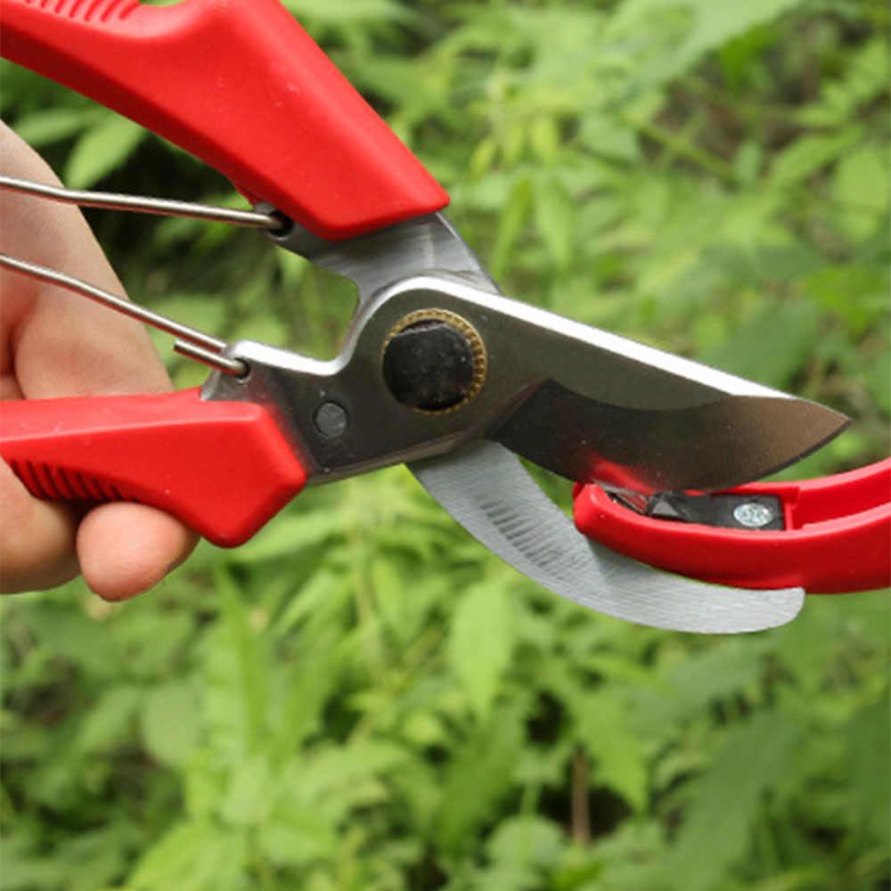 Novo Multi-funcional Handheld Afiador de Ferramentas Tesoura De Jardinagem Tesouras de Poda Podadores de Mão Especial