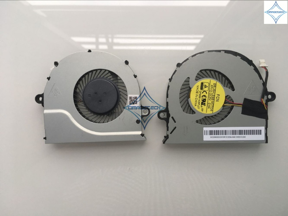 original new for ACER E5 573G E5 571G E5 571 E5 471G E5 471 E5 552G V3 472G V3 572G laptop cpu cooling fan DFS561405FL0T FFHD-in Fans & Cooling from Computer & Office    1