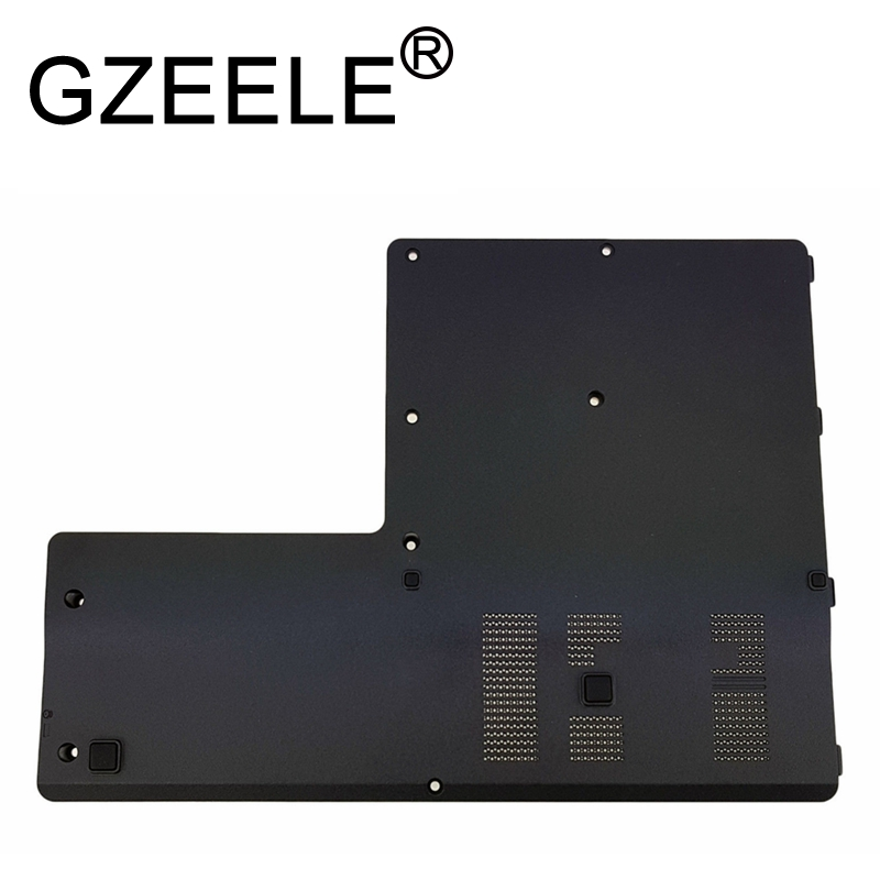 GZEELE new for <font><b>ACER</b></font> ASPIRE 5820 5820G 5820T <font><b>5820TG</b></font> 5820TZ 5820TZG HDD RAM COVER Laptop Bottom Base Case Cover Door black image