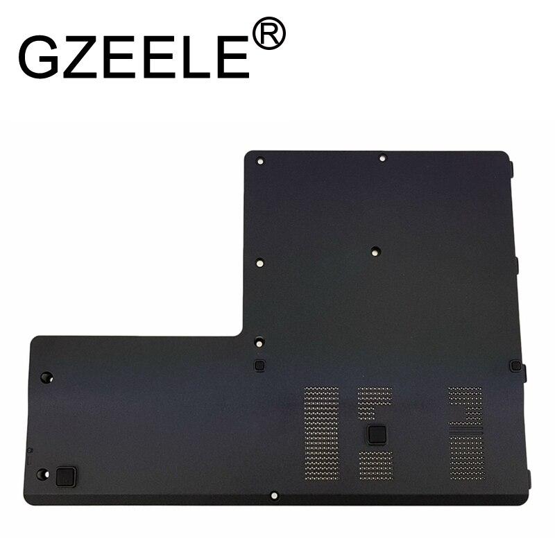 GZEELE nouveau pour ACER ASPIRE 5820 5820G 5820 T 5820TG 5820TZ 5820TZG HDD RAM couverture ordinateur portable bas boîtier couverture porte noir