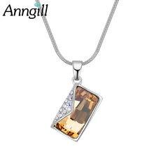Ожерелье с надписью «love» и кристаллами от swarovski ожерелье