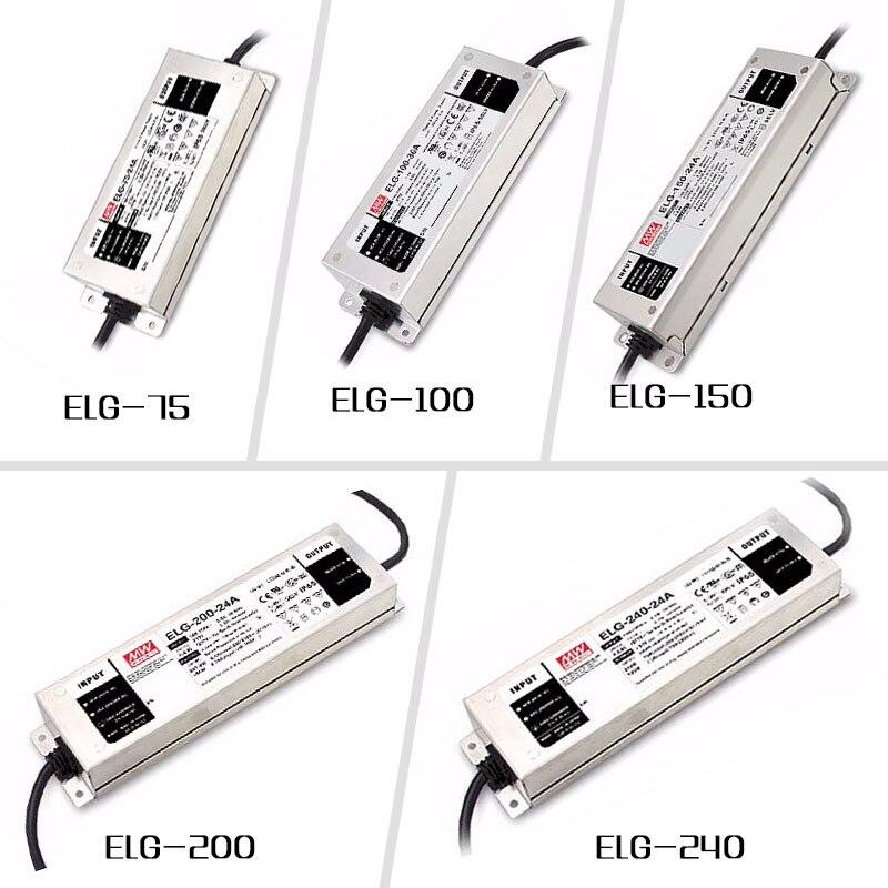 Alimentation à découpage Meanwell Dimmable 100 W 200 W LED conducteur courant Constant sortie unique pour Cob Cree CXB3590 LED croissance puce