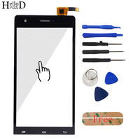 4 7 For DEXP Ixion X 4 7 X4 7 Mobile Phone Touch Screen Glass Front